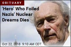 Leader of Norway's 'Most Successful Sabotage' in WWII Dies