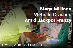 Mega Millions Website, Overwhelmed With Visitors, Crashes