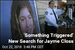 'Something Triggered' New Search for Jayme Closs