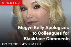Megyn Kelly Reminisces About When Blackface 'Was OK'