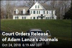 Court Orders Release of Sandy Hook Killer's Journals