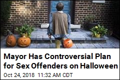 Mayor's Halloween Roundup of Sex Offenders Raises Eyebrows