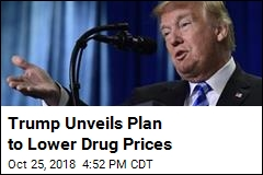 Trump Touts Proposal to Reduce Some Drug Prices