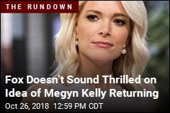 No Return: Megyn Kelly in Exit Talks With NBC