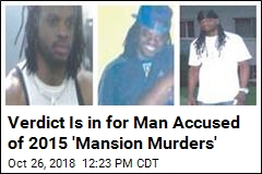 Man Guilty in 2015 DC 'Mansion Murders'