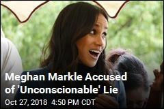 Markle's Half-Sister: That 'Was a Lie'