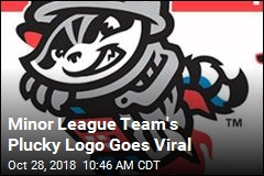 Minor League Team's Plucky Logo Goes Viral
