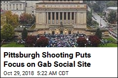 Pittsburgh Shooting Puts Focus on Gab Social Site