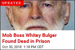 Mob Boss Whitey Bulger Found Dead in Prison