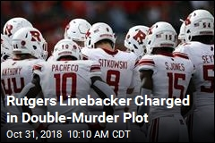 Rutgers Football Player Plotted to Kill 2: Cops