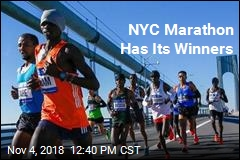 NYC Marathon Has Its Winners
