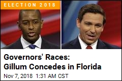 Governors' Races: 2 Big Ones Dominate