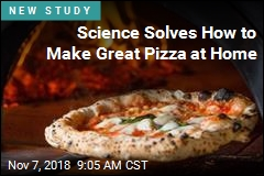 Science Solves How to Make Great Pizza at Home