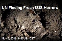 Fresh ISIS Horror: Mass Graves With at Least 6K Bodies