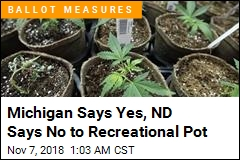 Michigan Votes to Legalize Recreational Marijuana