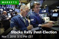Stocks Rally Post-Election