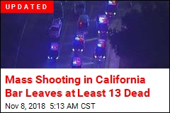 Mass Shooting Reported at California Bar