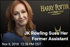 JK Rowling Sues Her Former Assistant