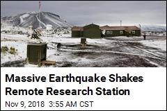 Massive 6.8 Quake Hits Arctic Ocean