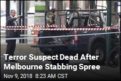Fatal Stabbing Attack in Australia Viewed as Terrorism