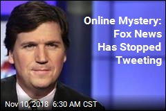 Fox News Hasn't Tweeted Since Thursday. No One Knows Why
