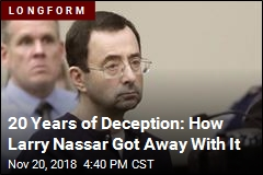 20 Years of Deception: How Larry Nassar Got Away With It