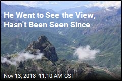 He Went to See the View, Hasn't Been Seen Since
