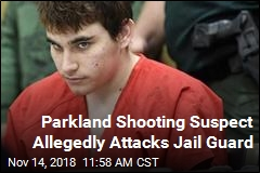 Parkland Shooting Suspect Allegedly Attacks Jail Guard