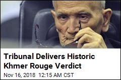 Khmer Rouge Leaders Guilty of Genocide