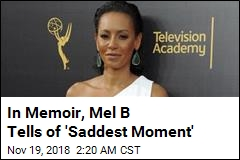 Mel B Opens Up About 2014 Suicide Attempt