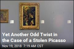 Yet Another Odd Twist in the Case of a Stolen Picasso