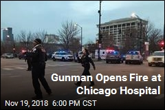 Gunman Opens Fire at Chicago Hospital