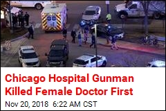 Gunman, 3 Others Dead in Chicago Hospital Shooting