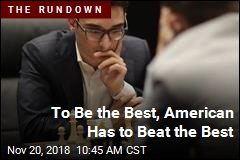 To Be the Best, American Has to Beat the Best
