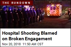 Hospital Shooting Blamed on Broken Engagement
