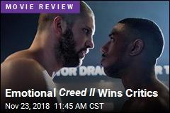 Creed II 'Makes Us Care'