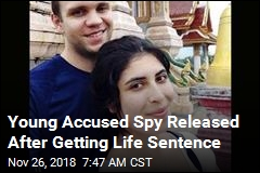 Young Academic Freed After Life Sentence in Spy Case