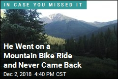 He's the First Mountain Biker Murdered on a Ride