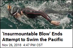 He Swam 1,500 Miles Across the Pacific. It Wasn't Enough