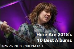 10 Best Albums of 2018