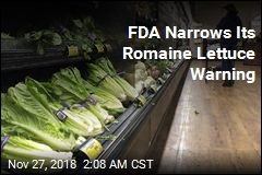 FDA: Only Avoid Romaine Lettuce From Parts of California
