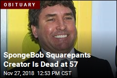 SpongeBob Squarepants Creator Is Dead at 57