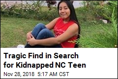 Body Found in Search for Kidnapped Teen