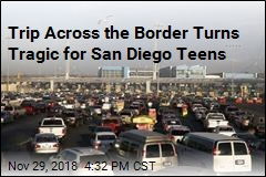 Trip Across the Border Turns Tragic for San Diego Teens
