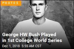 George HW Bush: Photos Capture a Life