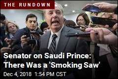 Senator on Saudi Prince: There Was a 'Smoking Saw'