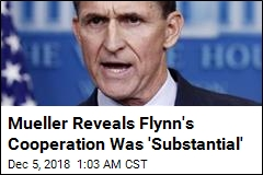 Mueller Recommends No Prison for Highly Cooperative Flynn
