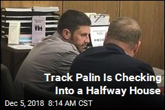 Track Palin Is Checking Into a Halfway House