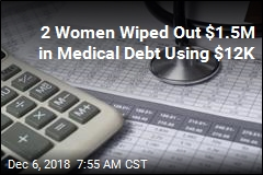 2 Women Wipe Out Medical Debt for 1K Strangers