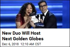 Oh, Samberg Will Host Next Golden Globes